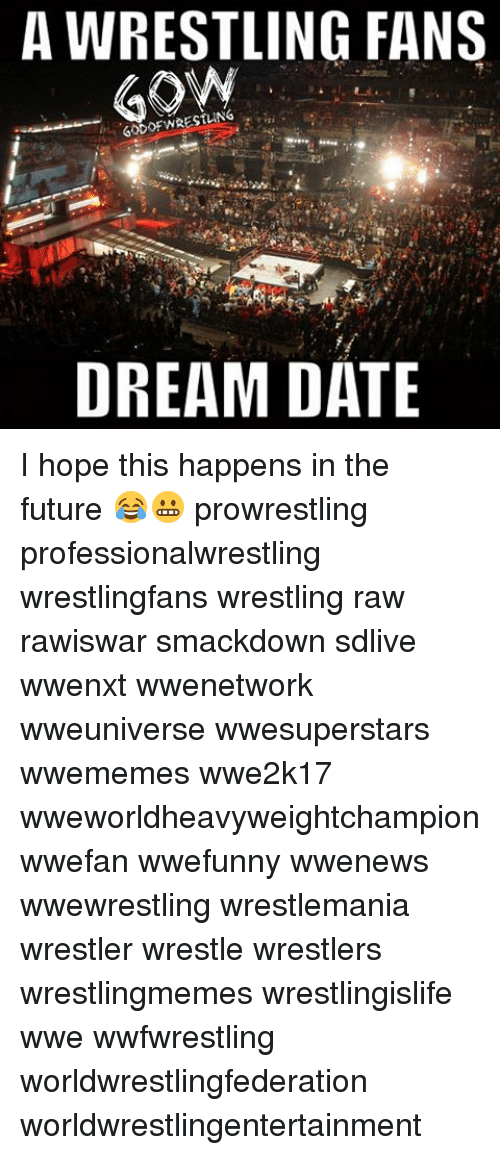 wrestling dating