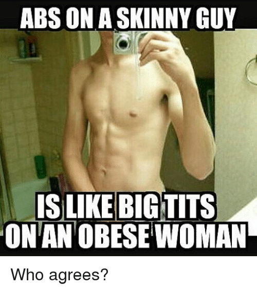 Skinny guy and fat girl dating 5