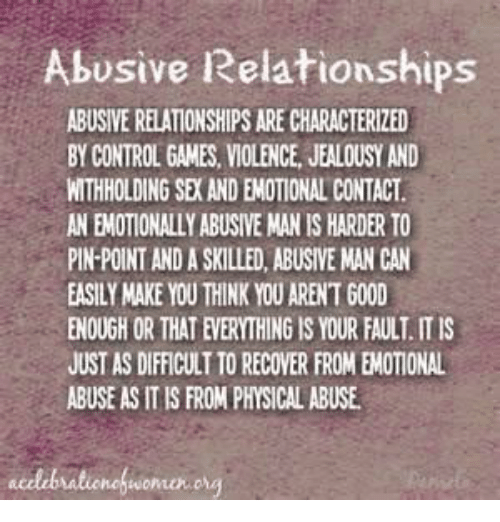 How To Leave A Emotionally Abusive Relationship | Ritchie