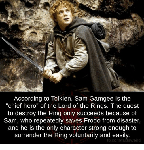 Lord Of The Rings Frodo Meme