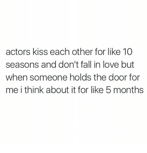 post actors kiss each other like seasons