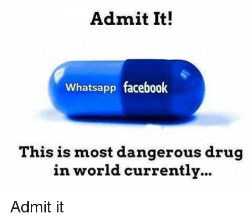 facebook is dangerous Facebook isn't just a time-sucking photo album too much browsing could impact how you see yourself and others.