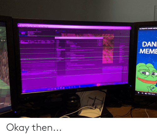 Ultimate Dank: Adobe After Effects CC 2018- Untitled Project.aep  File  Edit Composition Layer Effect  Animation  View  Window  Help  X  ULTIMATE DANK MEM  Pres  Defeult  Aan Compser  Small Screen  Librarles  Ehe Cods gdminet  3Compton  Footage (none  richard minecraft 1.mp4, used 1 time  1920 x1000 (1.00)  41.14.24.04,30.00 fps  Millions of Colors  (auu)a  H264  Preferences  X  General  OK  Namo  Type  She  Frame R  In Paint  Out Foint  Tape Non  Disk Cache  DAN  MEME  Comp 1  Previews  Composition  0.00:00:00  30  0:00.30.00  Cancel  Enable Disk Cache  000 00 00  tPl  nchard m4  WPEG  Display  Previous  Moximum Disk Cache Size:  Import  Next  Animation Presets  DOD Chamel  Choose Folder.  Output  C:\Users joery AppData| Local\ Temp  Grids & Guldes  ADO  DElur & Sharpen  Empty Disk Cache  Channel  For improved performance, choose a disk cacho folder an a fast hard drivo or SSD separato from  your footage, and allocato as much space aspossible.  Media& Disk Cache  CINEMA 40  Color Correction  Distort  Video Preview  Appearance  Expression Controls  Conformed Medla Cache  New Project  Generate  Choose Folder  Database:  DImmersive Vidso  Auto-Save  DReying  C:UsersjoeryVAppDatalRoamingAdobelCommont  Memory  D Naise & Grain  Audio Hardware  Choase Folder  Cache  Commont  &Obsalete  CAUsersoeryVAppData RoamingAd  Audio Output Mapping  DSimulation  Sync Settings  Clean Database & Cache  Stylice  Synthetic Aperture  Mation Nations-uick New  Type  MP Metadata  Writes an XAP ID to imported fles This shared seting affects Premiere Pro, ARer EBects, Encora, Audition,  Adobo Medio Encoder and Promlere Elaments. XMP IDs Improv sharing of madia cacho files and previews  Write XMP IDs to Files on impert  Ahor Pat Ms  Create Layer Merkers from Footage XMP Metadata  Render Queue  Cormo  keyframed  Parat  None  Source Name  chardr  1  4ODENG  06/07/2019  Toagla Swiches/ Modas  Type here to search  9:38/10:13  NV V  ndows.  en vera  44  werkhoud  de verkpica, dact aan de vole Okay t