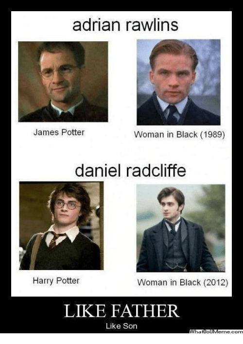 adrian rawlins james potter woman in black 1989 daniel radcliffe 13082958 adrian rawlins james potter woman in black 1989 daniel radcliffe