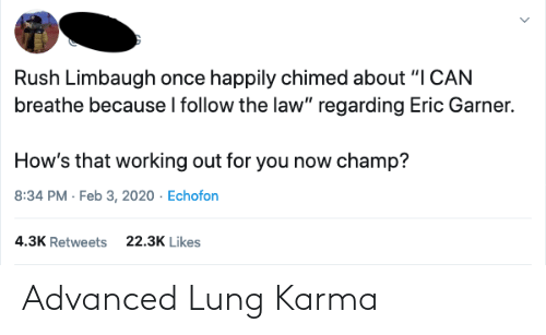 Karma: Advanced Lung Karma