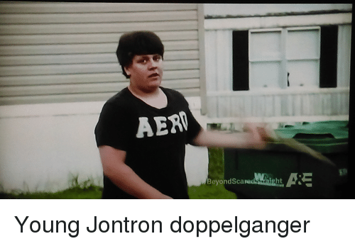 Doppelganger, Funny, and Jontron: AER  eyond Scape Young Jontron doppelganger