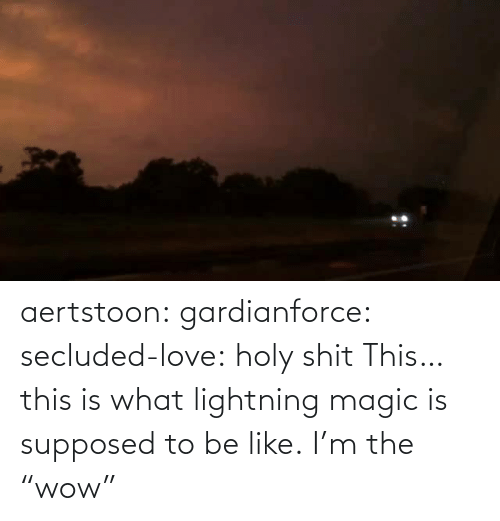 "Magic: aertstoon: gardianforce:  secluded-love: holy shit  This… this is what lightning magic is supposed to be like.   I'm the ""wow"""