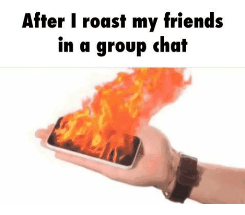 how to start a group chat