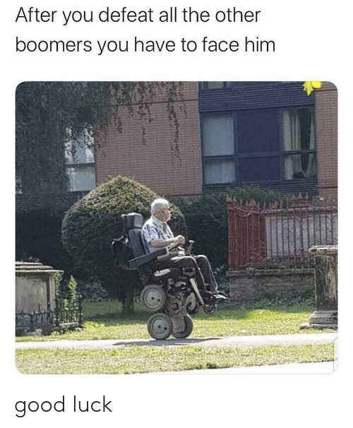 defeat: After you defeat all the other  boomers you have to face him good luck