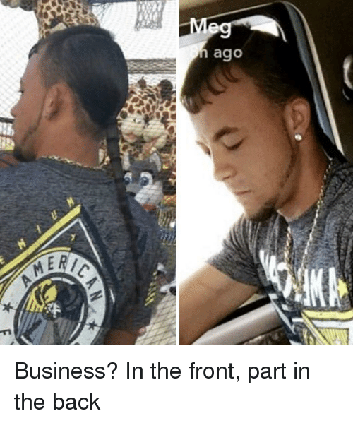 Business, Just Fuck My Shit Up, and Back: ago