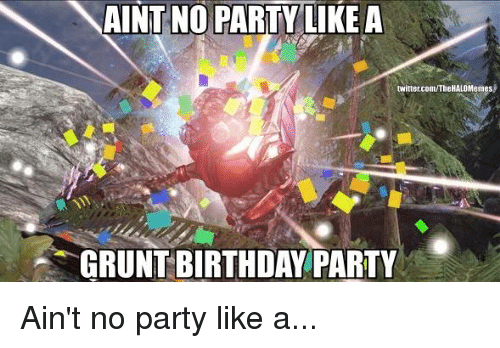 25 Best Memes About Birthday And Halo Birthday And Halo