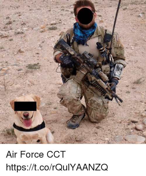 Memes, Air Force, and 🤖: Air Force CCT https://t.co/rQulYAANZQ
