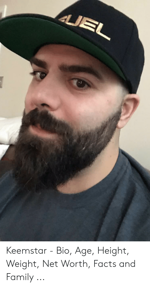 Age Height: AJEL Keemstar - Bio, Age, Height, Weight, Net Worth, Facts and Family ...