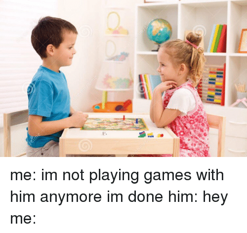 playing games
