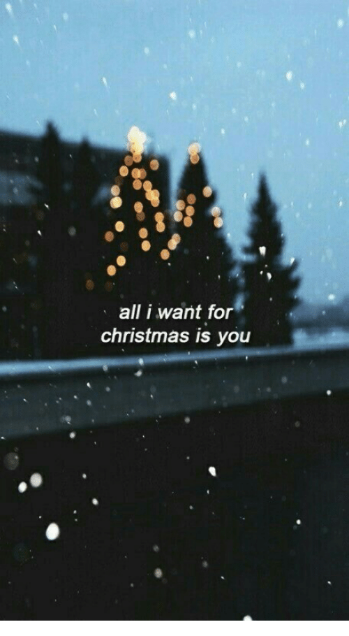 All I Want for Christmas is You: all i want for  christmas is you