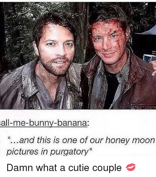 All Me: all-me-bunny-banana:  and this is one of our honey moon  pictures in purgatory Damn what a cutie couple 💋