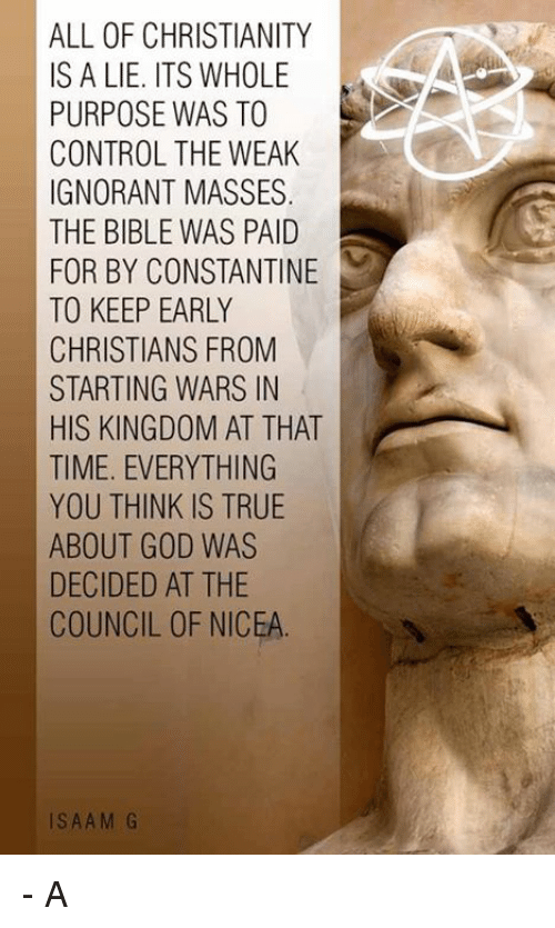 the purpose of christianity
