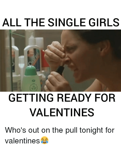 Ignore valentines for girl dating