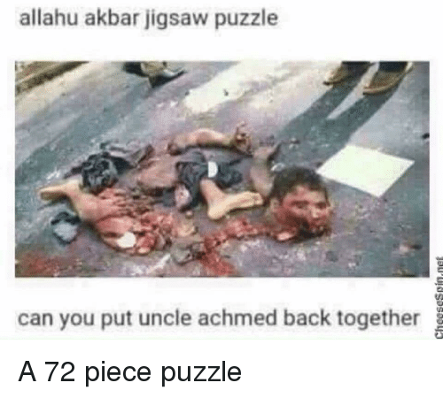 Allahu Akbar Jigsaw Puzzle Can You Put Uncle Achmed Back. Contemporary Living And Dining Room Ideas. Living Room Center In Bloomington Indiana. Living Room Lighting Watts. The Living Room Kuwait. Home And Garden Living Room Decorating. Big Living Room Furniture Arrangement. Living Room Layout Ideas With Sectional. The Living Room Cafe And Bistro