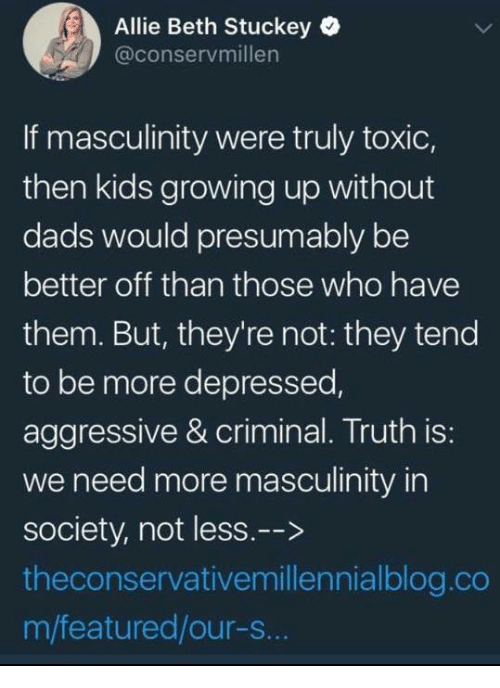 masculinity who has claim Despite its logic-empty premise, our society has fully bought into the notion that the relationship between maleness and masculinity is somehow incidental and precarious, and embraced the myth that boys must be turned into menthat boys, unlike girls, must achieve masculinity.
