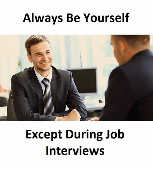 Funny Meme For Job Interviews : Job interview hair natural conservative corporate