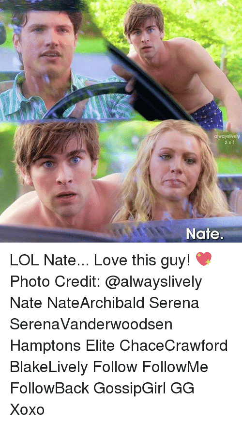 Gg, Lol, and Love: always lively  2 x 1  Nate. LOL Nate... Love this guy! 💖 Photo Credit: @alwayslively Nate NateArchibald Serena SerenaVanderwoodsen Hamptons Elite ChaceCrawford BlakeLively Follow FollowMe FollowBack GossipGirl GG Xoxo