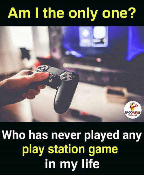 Indianpeoplefacebook, Play, and Play Station: Am I the only one?  Who has never played any  play station game  in my life
