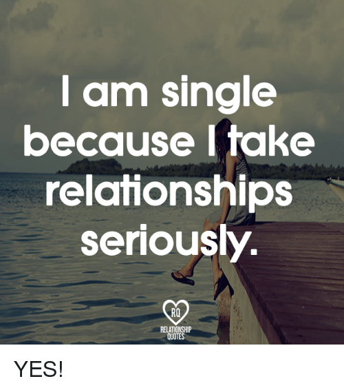 single in relationship quotes