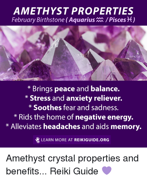 Amethyst Ring Benefits