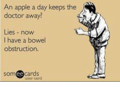 an apple a day keeps the doctor away lies now 12895192 memes meme an apple a day keeps the doctor away? lies now i have,An Apple A Day Meme