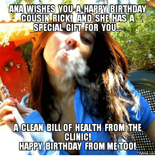 25+ Best Memes About Happy Birthday Cousin