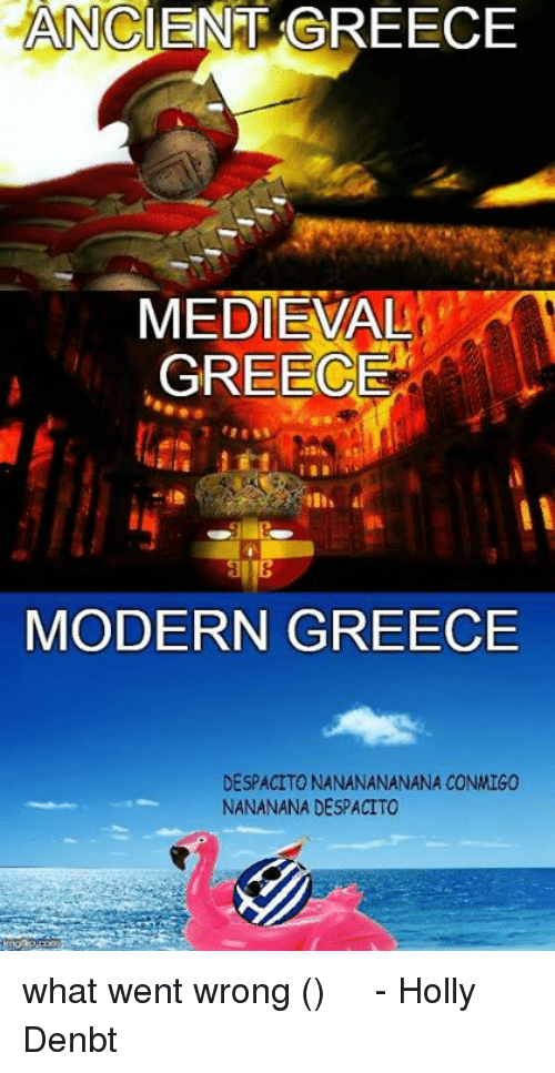 what was wrong with the ancient What the hell happened to ancient greece  what wiped out three quarters of ancient greece  the first sign that something was wrong came in 1250 bc,.