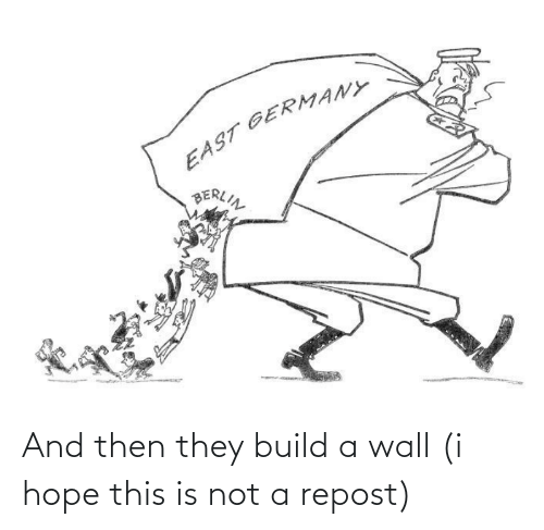 wall: And then they build a wall (i hope this is not a repost)
