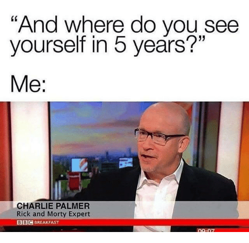 interview sample answer where do you see yourself in five years