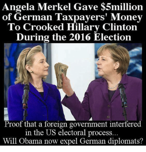 My German Finances: Funny Hillary Clinton Memes Of 2017 On SIZZLE