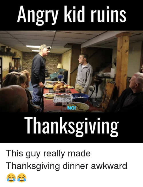 25+ Best Memes About Thanksgiving Dinner | Thanksgiving ...