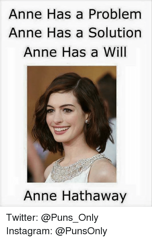 25+ Best Memes About A... Anne Hathaway Instagram