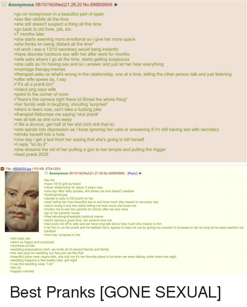 4chan dating prank