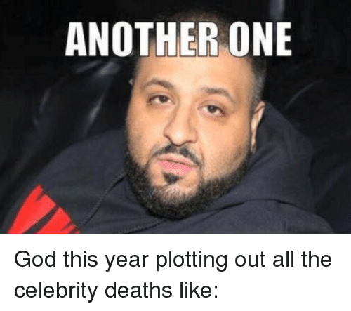 death of god and the celebrity