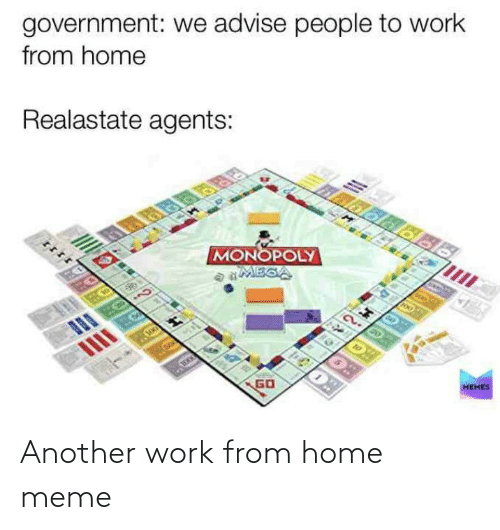 Work From Home Meme: Another work from home meme