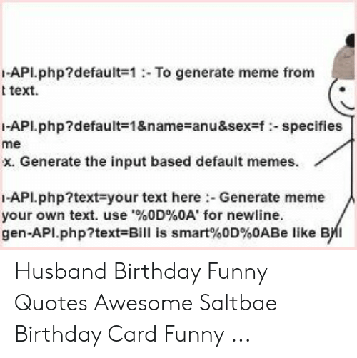 🔥 25 Best Memes About Funny Husband Birthday Meme