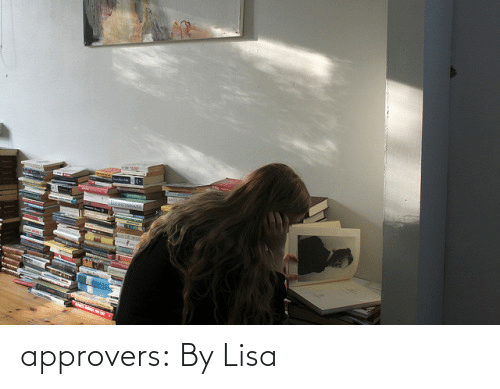 isa: approvers:  By Lisa