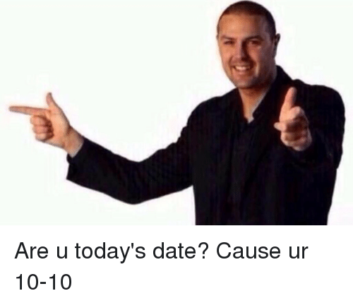 What date is today