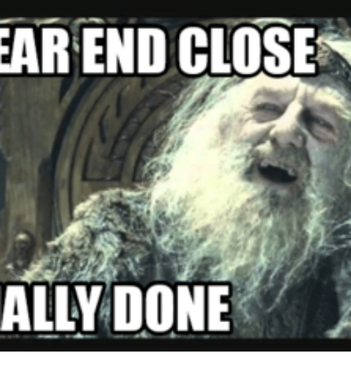 End Of School Year Meme: AREND CLOSE  ALLY DONE