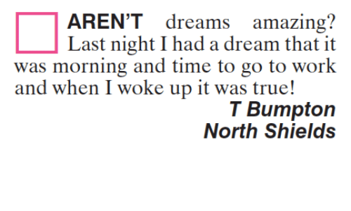 essay on a dream i had last night Essay 2: a dream last night i had a dream last night – a vivid dream i was in a group of people, but i was alone at least i did not have the feeling that i knew.