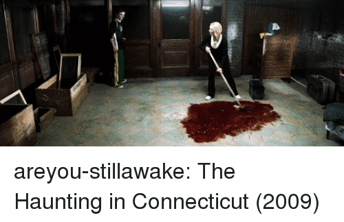 Connecticut: areyou-stillawake:    The Haunting in Connecticut (2009)