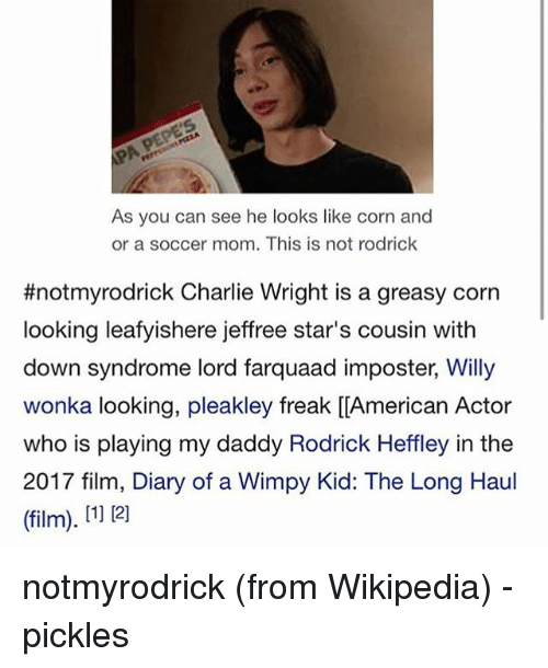 Diary Wimpy Actor 2017: Funny Diary Of A Wimpy Kid Memes Of 2017 On SIZZLE