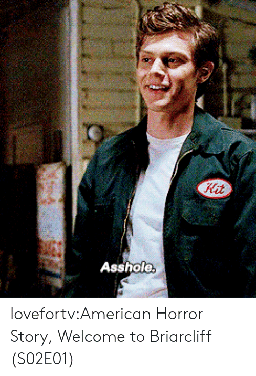 American Horror Story: Asshole lovefortv:American Horror Story, Welcome to Briarcliff (S02E01)