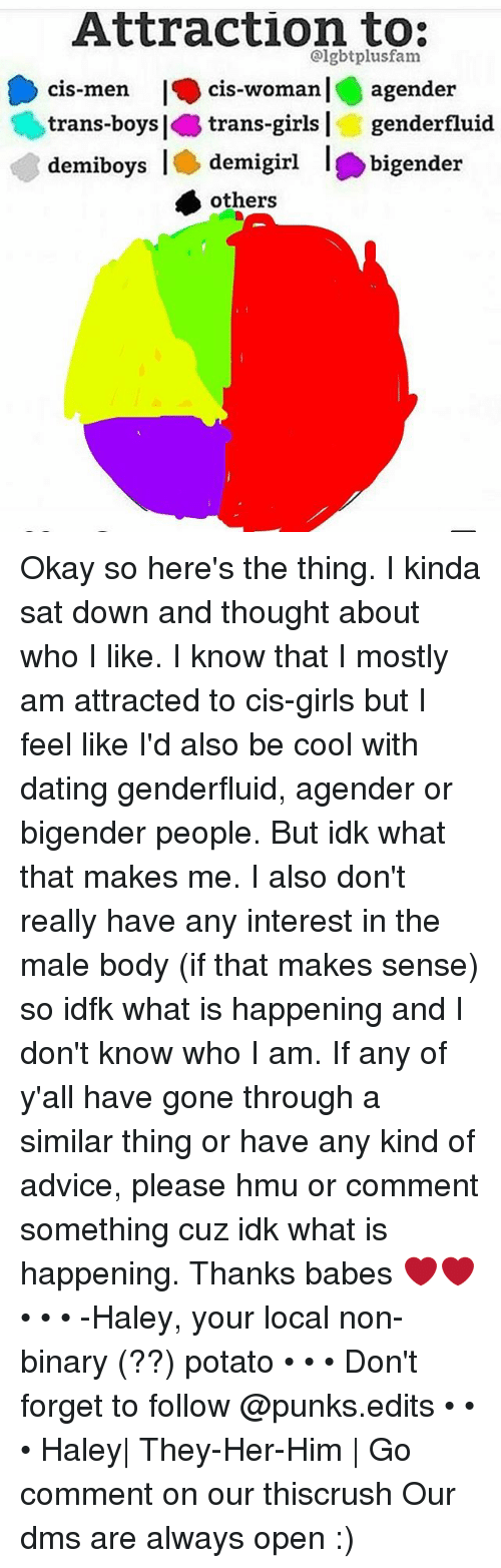 I get attracted to a girl when i am dating