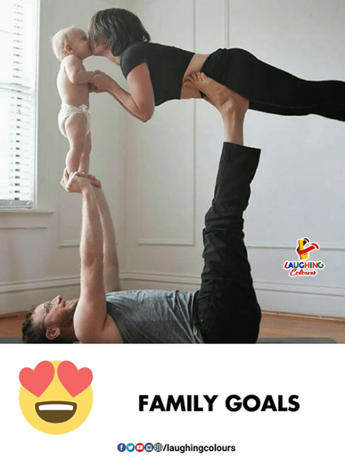 Family, Goals, and Indianpeoplefacebook: AUGHING  Colours  FAMILY GOALS  OOOO /laughingcolours